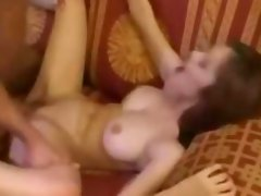 Latina wife Hardcore fuck with Neighbour