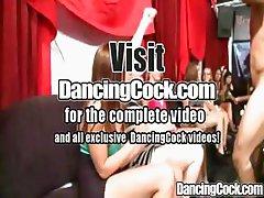 Dancingcock Huge Cock Milf Orgy
