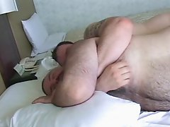 Perfect Stocky Bear Sex