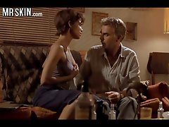 Halle Berry gets her ass fucked by Billy Bob that kinky celeb slut