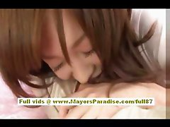 Mihiro Chinese model enjoys getting an office fucking