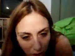 Argentinian gives a blowjob