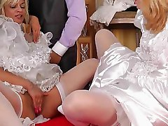 Brides Pissing And Fucking