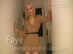 Love for Goddess