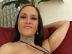 Gorgeous Carmella Bing Enjoys A Rough Anal Pounding