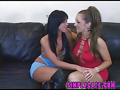 Cate Harrington And Lolly Badcock Lesbian Sex