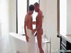 Erotic Bath and rubbing  Devin Dixon part6