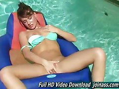 Jessica Pool Rub Your Fingers On Clit