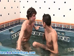 Denis folac and julian tomlison sexy gay part1