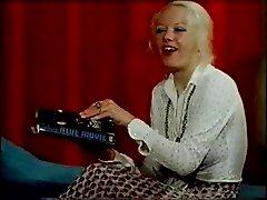 vintage 70s german - Blondes Haar - cc79