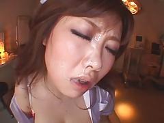 Rio Hamasaki big tits nurse