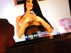 Yasmine James Babestation Wank
