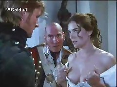 Elizabeth Hurley in Sharpes Enemy