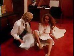 Classic Office Sex