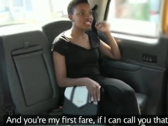 Black passenger screwed by nasty driver for a free fare
