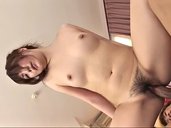 fat creampie for hairy pussy of curvy jap chick yuko morita after steamy fuck