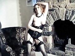 BEAT SURRENDER -  vintage stockings jiggly strip dance