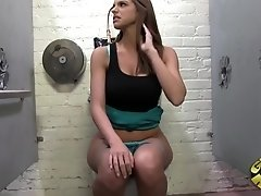 Brooklyn Chase fucked by huge black dick