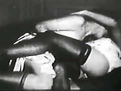 A Very Old Porn Movie With Vintage Beauties Is Available Now!