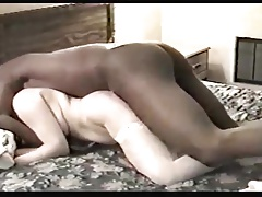 Hubby Films Mature Wife With Black Lover