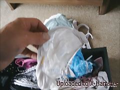 Wife's Bra, Panty and Nylon Drawers