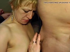 Lick sperm and piss swallowing with rita