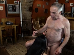 Old man young girl rimming first time Can you trust your