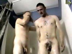 Sexy men After observing Jay lovin' some manstick gargling i
