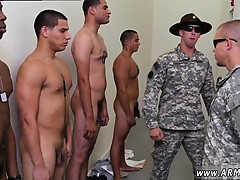 Hot fucking navy nude men gay Yes Drill Sergeant!