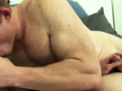 Hot gay scene Jase and Charlie are back on the futon today i