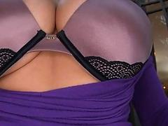 Sweetheart gets a sensual mashing for her tits