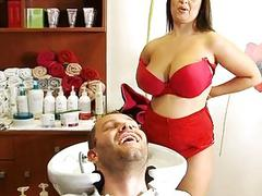 Mate experiences delights with 2 hot babes
