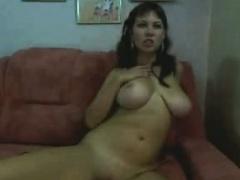 Big boobs mature Eva Karera screwed up and cum facialed