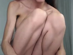 Busty Milf Shoves Dildo In Sexy Asshole