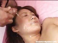DV-756 - Bukkake Respectable Lady - Reina Sakaki
