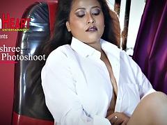 tanushree - bold photoshoot