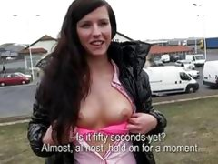 Euro Morgan Blanchett fucked by stranger