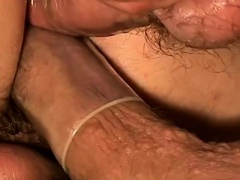 Guy masturbating with lube gay porn xxx Shane Gets Double-Pe