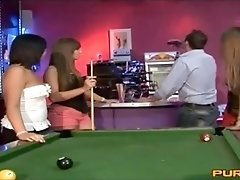 Pool Table Bet
