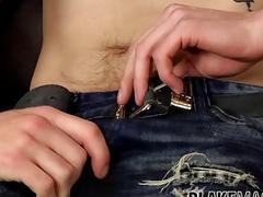 Twink stud kiss and ass fucks his boyfriend on the sofa