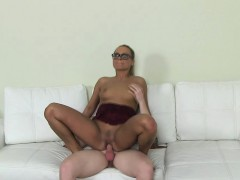 Casting euro cocksucking and riding