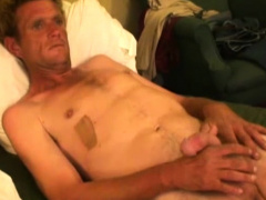 Mature Amateur Amos Jerking Off