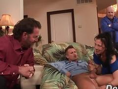 Wife Zoey Holloway Swaps Her Cuckold Husbands Limp Dick for a Younger One