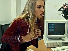 the sexy secretary