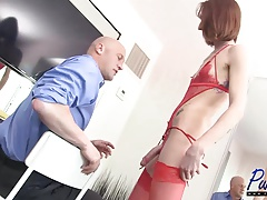 big dick amazon amateur model gets fucked