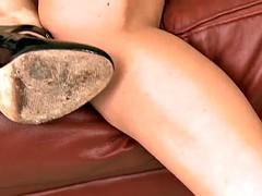 Dzhuliya enn - massive big tits milf threesome