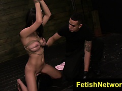 FetishNetwork Jasmine Caro sybian bdsm