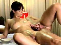 Ex Freundin double blowjob