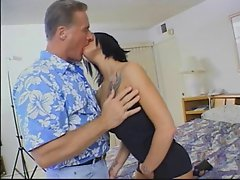 Belladonna fucked and creampied.